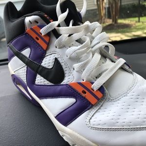 Nike Shoes - Nike Air Tech Challenge 3 Purple Andre Agassi